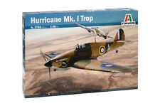 Italeri 2768 1/48 Scale Model Aircraft Kit WWII RAF Hawker Hurricane Mk.I Trop