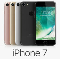 Apple iphone 7 32GB 4G LTE (Factory Unlocked) USED + Free 3 Months Service Plan