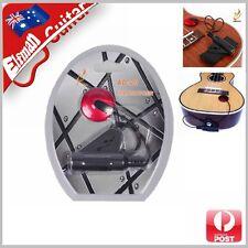 Ukulele Guitar Pickup Uke Uku Amplifier Microphone Pickup Compact Style AD-20