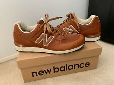 NEW BALANCE 576 M576TPM MADE IN ENGLAND TAN BEIGE LEATHER