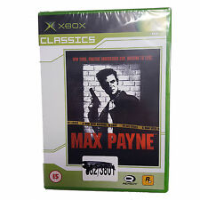 Xbox Classics Max Payne - Brand New Sealed  A Grade