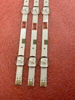 New 3pcs LED strip for Samsung UA40J5200 UE40J5200 V5DN-395SM0-R2 R3 BN96-37622A