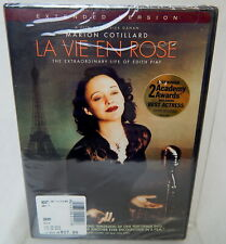 2I DVD LA VIE EN ROSE Extended Edition Edith Paif Biopic NEW SEALED!