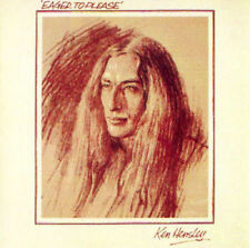 Ken Hensley ‎– Eager To Please CD NEW