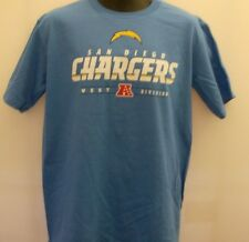 San Diego Chargers NFL Short Sleeve T- Shirt - Large Free Shipping