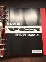 94-97 Suzuki RF-600R RF600R OEM Service Repair Manual 99500-39034-03E