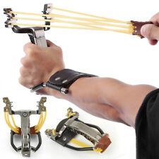 Powerful Hunting Slingshot Catapult Professional Slingshot for Outdoor Shooting