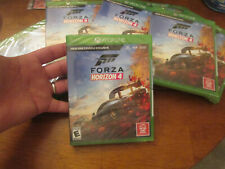 FORZA HORIZON 4 XBOX ONE BRAND NEW FACTORY SEALED RACING GAME