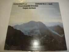Anton Bruckner – Sinfonía Nº 2, P. Jochum conductores Lp Eterna