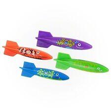 Swimways Toypedo Bandits Pool Toy ~ Mini Torpedo Underwater Swimming Game