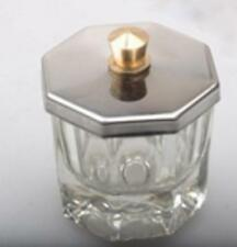 Ink Bottles Glass Container  For English Calligraphy Script Oblique Dip Pen