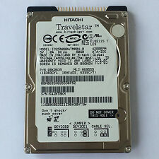 """Hitachi Travelstar IC25N080ATMR04-0  80GB 4200RPM 2.5"""" PATA/IDE 8MB Hard Drive"""