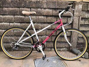 "Retro 1989 Muddy Fox Courier Ladies 20.5""Frame Mtb Bike Orig & Ready 2 Ride"
