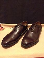 Rockport adiPRENE by adidas Dark Brown Cap Toe Dress Loafers Men's Size US 10.5