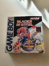 Nintendo Gameboy Blades of Steel CIB Sammlerzustand Game Boy NES Snes