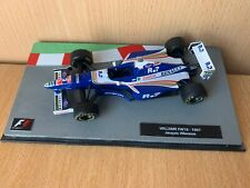 Panini F1 The Car Collection - Williams FW19 1997 Jacques Villeneuve