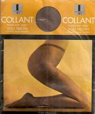 A VOIR !! LOT 3 COLLANTS vintage T1 Phildar gris années 70