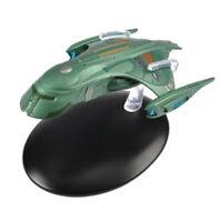 Eaglemoss - Star Trek Romulan Shuttle [New Toy] Figure, Collectible