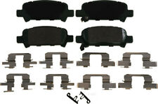 Disc Brake Pad Set-Posi 1 Tech Ceramic Rear Autopart Intl 1412-37285