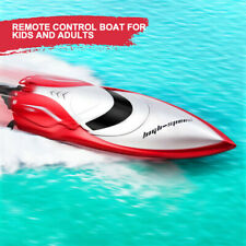 2.4 Ghz Remote Control Boat High Speed Rc Boat Racing Boats for Pools and Lakes