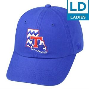Louisiana Tech Bulldogs NCAA TOW Chevron Crew Adjustable Hat