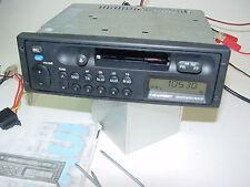 Autoradio Blaupunkt Montevideo RcR 87. mit Cassette .  alter Anschluss 4 x 19 W