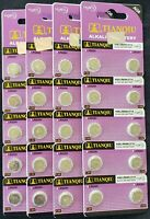 40 LR69 AG6 371 LR920 1.5V Alkaline Battery Watch Exp 2021 USA SHIP