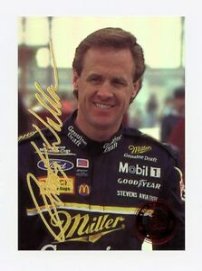Rusty Wallace 1994 Press Pass Holofoils insert Members Only 1/2500 Parallel Card