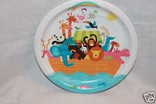 NEW WHIMSICAL ARK BABY SHOWER 8 DINNER PLATES   PARTY SUPPLIES