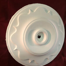 Ceiling Rose Plaster Victorian 420mm Handmade in the UK. Ideal for Restorations