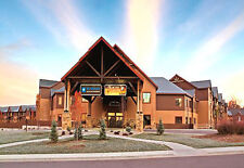 Wisconsin Dells, Wyndham at Glacier Canyon, 3 Bed Deluxe, 2-4 November 2018