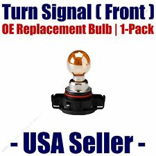Front Turn Signal Light Bulb 1-Pack - Fits Listed Chrysler Vehicles - PSY24WSV