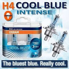 OSRAM cool blue intense H4 12V twin pack de ampoules phare voiture xenon look ()