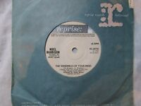 NOEL HARRISON THE WINDMILLS OF YOUR MIND / LEITCH ON THE BEACH reprise 20758 EX+