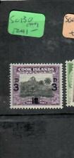 COOK ISLANDS  (PP3006B)  SG 130      MOG