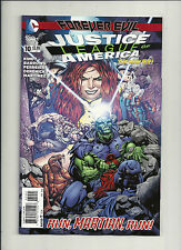 JUSTICE LEAGUE OF AMERICA (NEW 52)  #10   1:25 VARIANT  NM