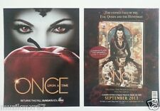 SDCC Comic Con 2013 EXCLUSIVE Once Upon A Time TV Series promo poster