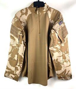 New British Army DPM Desert UBAC Under Body Armour Combat Shirt Top XL X-Large