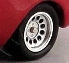"""RUOTE 1/43 CAMPAGNOLO x ALFA GTA - GTAJ -GTAm 12""""    Sprint43 Y30"""
