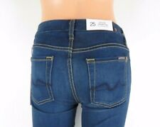 NWT 7 SEVEN FOR ALL MANKIND, KIMMIE Straight Leg, BTBS, Size 25,$198