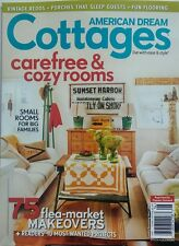 American Dream Cottages 2017 Carefree & Cozy Rooms Makeovers FREE SHIPPING sb