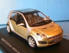 SMART FORFOUR 2003 MELON GREEN SCHUCO 1/43 LIGHT GREEN AND SILVER ARGENT