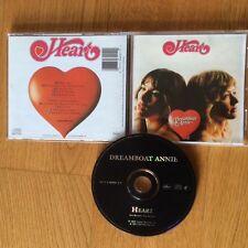 The Heart - Ann & Nancy Wilson - New cd - Dreamboat Annie