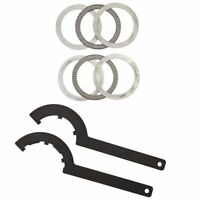 Viking Thrust Bearing and Spanner Wrench Kit for Coilover Spirngs
