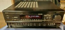 Denon AVR 2600 5 Channel 100 Watt Receiver Home  Theater Stereo - Tested