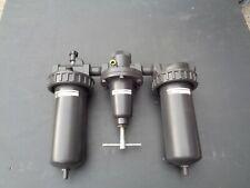 Parker Watts F602-06Ej/M4 Filter R119-06C/M2 Regulator L606-06E-M8 Lubricator