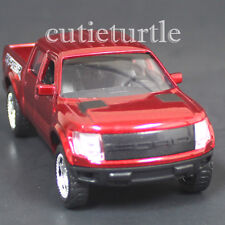 Jada Just Trucks 2011 Ford F-150 SVT Raptor Pickup Truck 1:32 Diecast Red