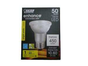 Feit Electric PAR20DM/930CA  LED Bulb, 5 Watts, 120 Volts 12 pack
