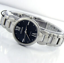 CITIZEN EM0020-52E LADIES WATCH JAPAN MADE QUARTZ 28mm *SUPER CLEARANCE SALE*