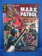 MARS PATROL 3 VF+ 1966
